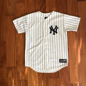 Genuine authentic NY Yankees jersey